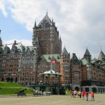 Montreal to (the Gorgeous) Quebec City