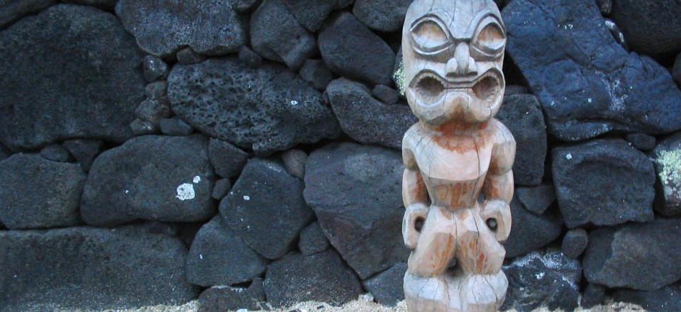 Hawaii Volcanoes National Park and Puuhonua o Honaunau