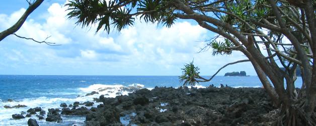 Big Island -> Maui, and the Road to Hana