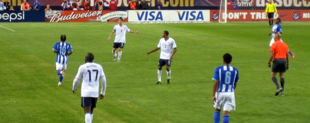 USA vs Honduras at Soldier Field