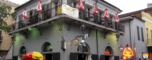 New Orleans and the Museum of the American Cocktail