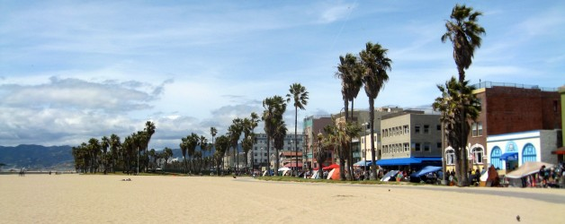 Venice Beach and the OC