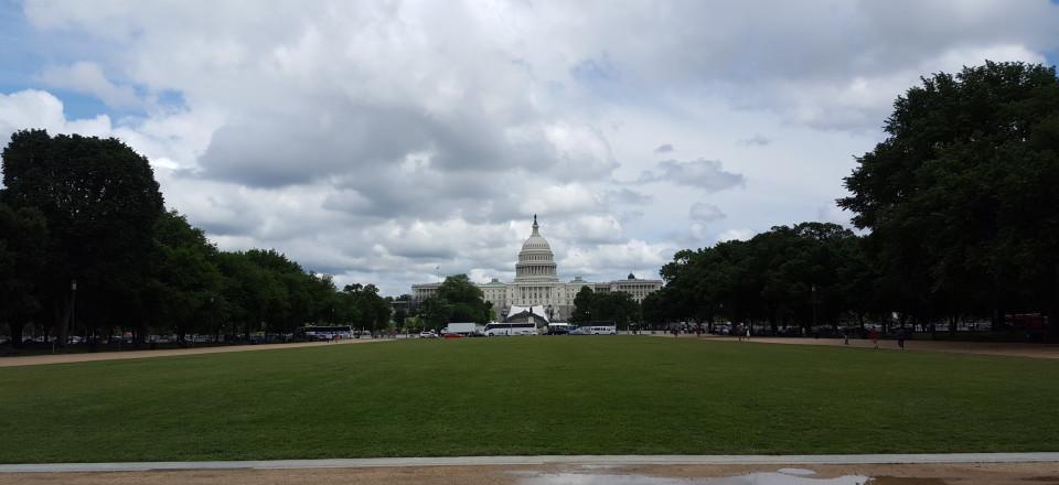 Washington DC, Courtesy of Matt's Work