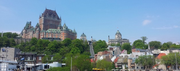 A Boat Tour on the St Lawrence