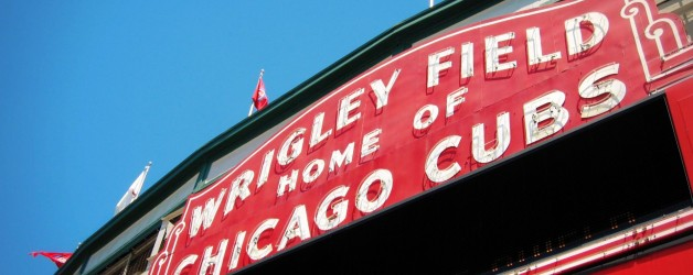 My First Visit to Wrigley Field