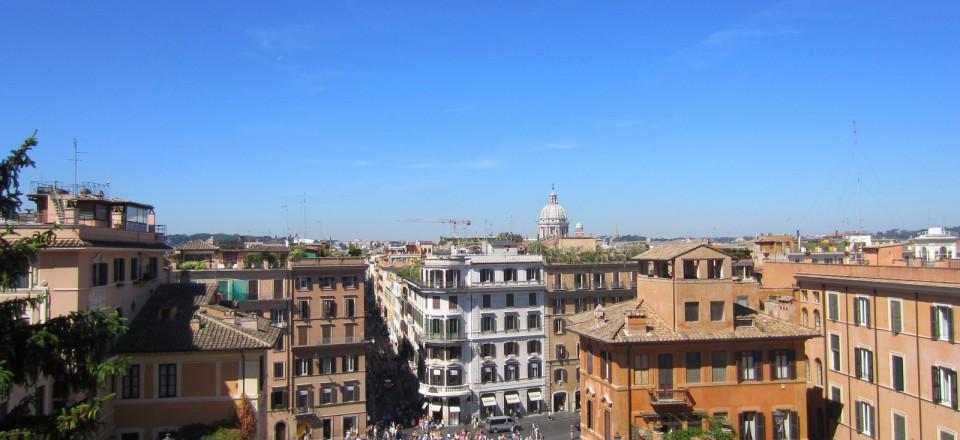 Rome -> Paris -> Brussels