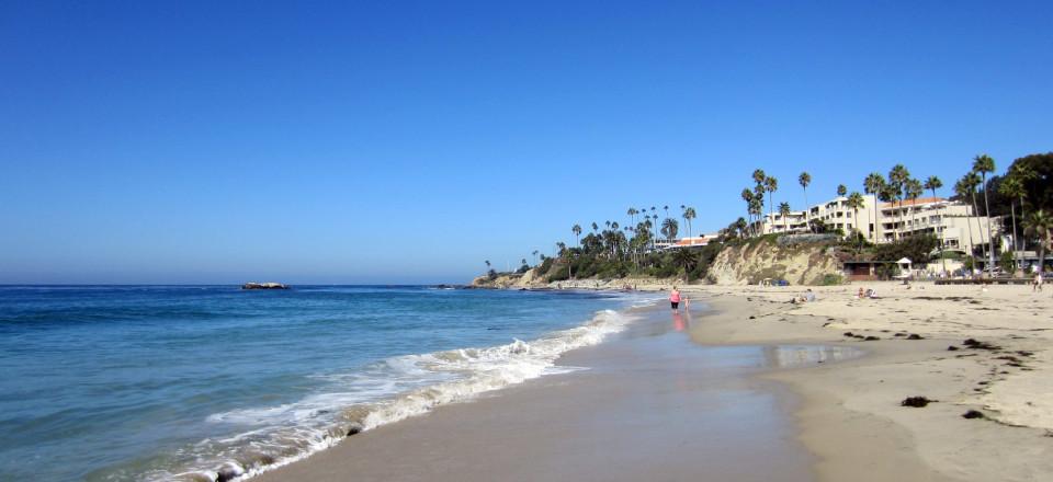 Orange County and LA