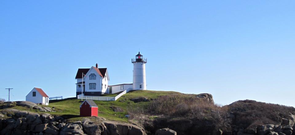Boston, Maine, and New Hampshire
