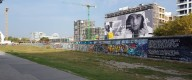 The Berlin Wall and Olympic Stadium