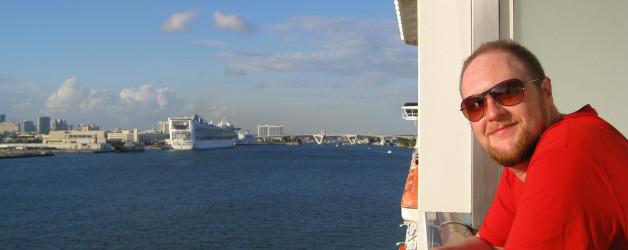 Minneapolis to Fort Lauderdale, Bon Voyage