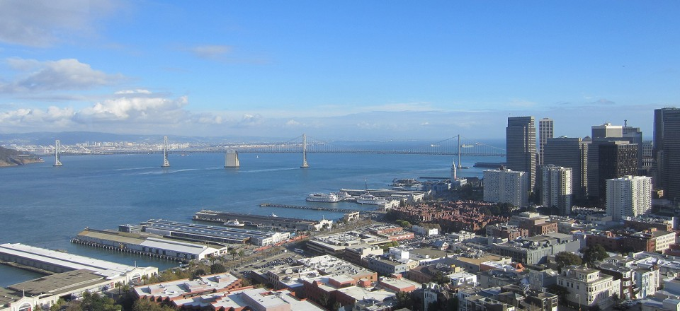 Covering the Tourist Bases in San Francisco