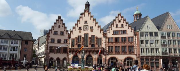Touring Frankfurt
