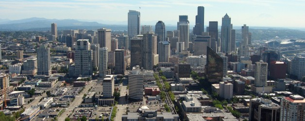 Seattle and the Start of Bumbershoot