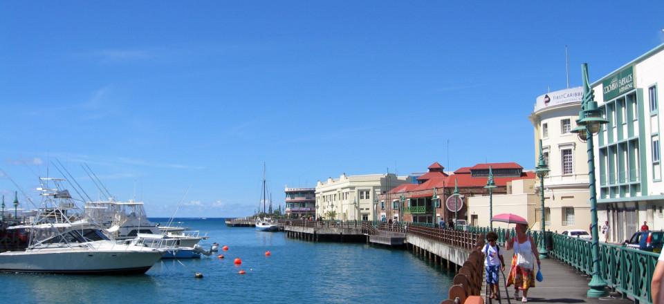 Barbados: the Mount Gay Rum Distillery (bonus feature: losing my camera!)