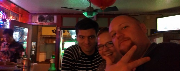 Colleen and Steve Meet the Chinese Whiskey